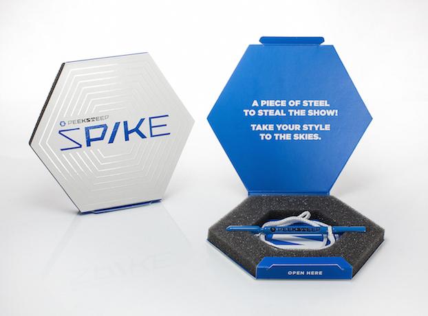 Spike blue